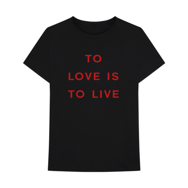 Jehnny Beth: TO LIVE IS TO SIN T-SHIRT