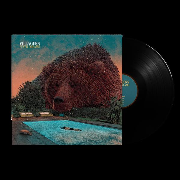 Villagers: Fever Dreams: Black Vinyl LP