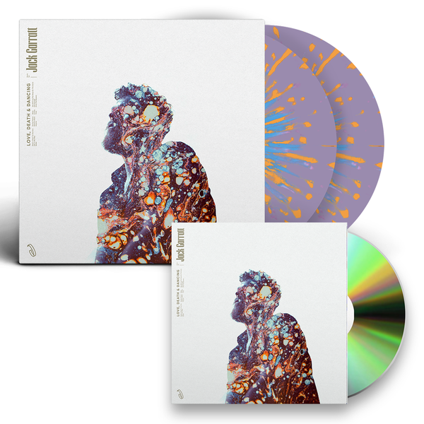 Jack Garratt: Love, Death & Dancing: CD + Exclusive LP