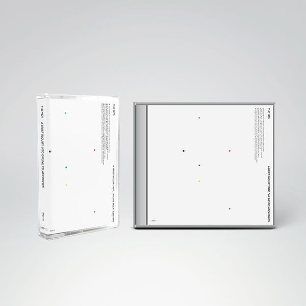 The 1975: A Brief Inquiry Into Online Relationships CD Bundle