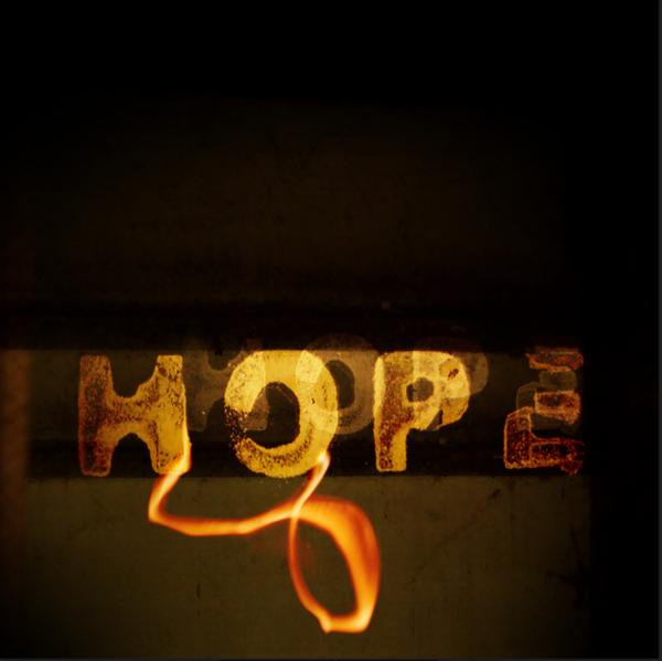 Various Artists: Hope: Black Vinyl 2LP