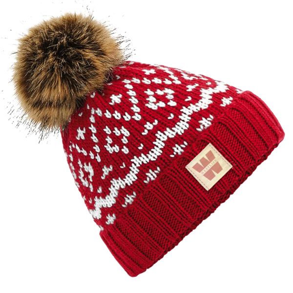 Westlife: WESTLIFE KNITTED BOBBLE HAT