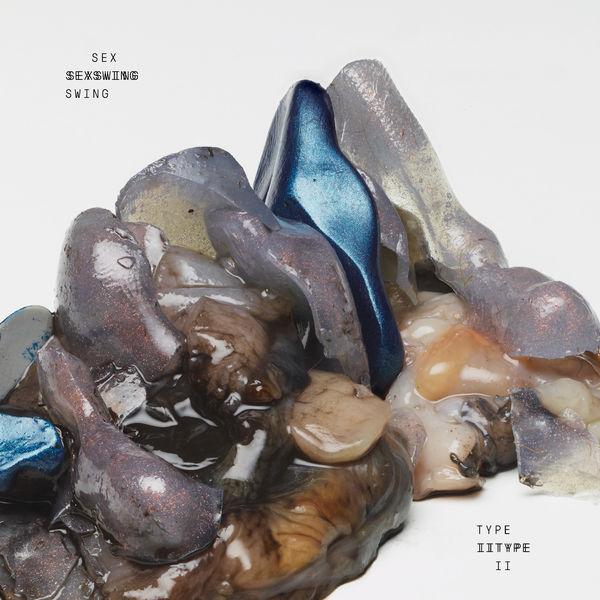 Sex Swing: Type II: Frosted Clear Vinyl