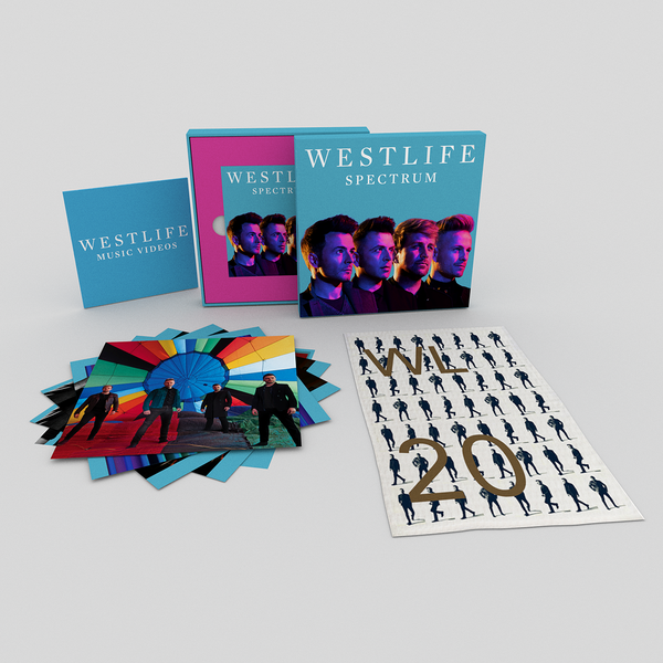 Westlife: Spectrum Boxset