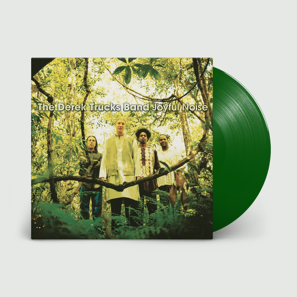 The Derek Trucks Band: Joyful Noise: Limited Edition Translucent Green Vinyl