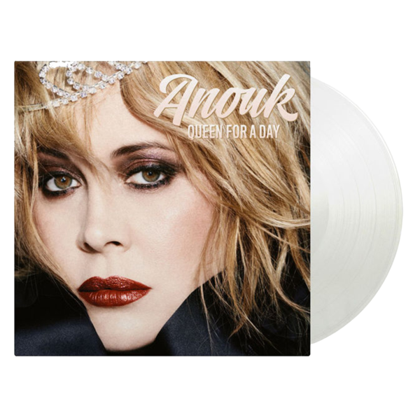 Anouk: Queen For A Day: Limited Edition 180gm White Vinyl