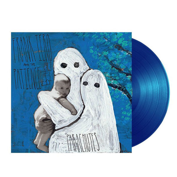 Frank Iero And The Patience: Parachutes: Limited Edition Blue Vinyl
