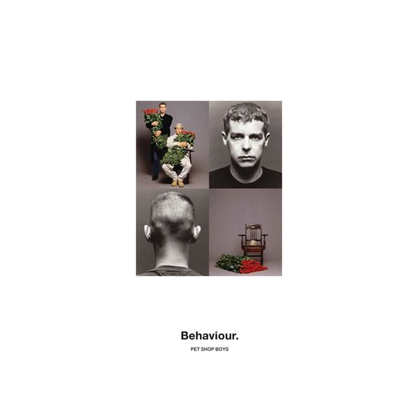 Pet Shop Boys: Behaviour 180gm Heavyweight Vinyl