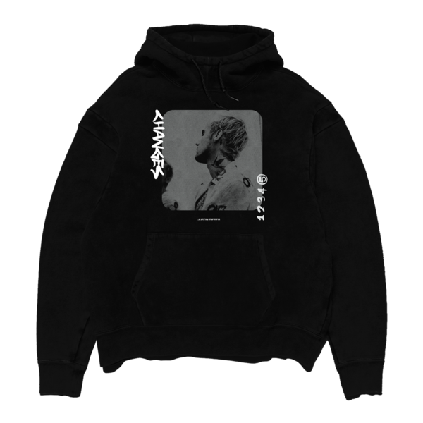 Justin Bieber: Changes Photo Hoodie - XXL