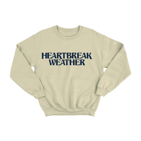 Niall Horan: Heartbreak Weather Sand Crewneck Sweater