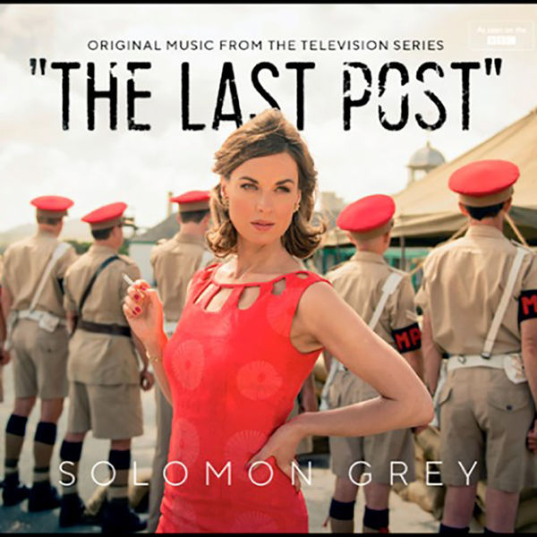 Solomon Grey: The Last Post Signed