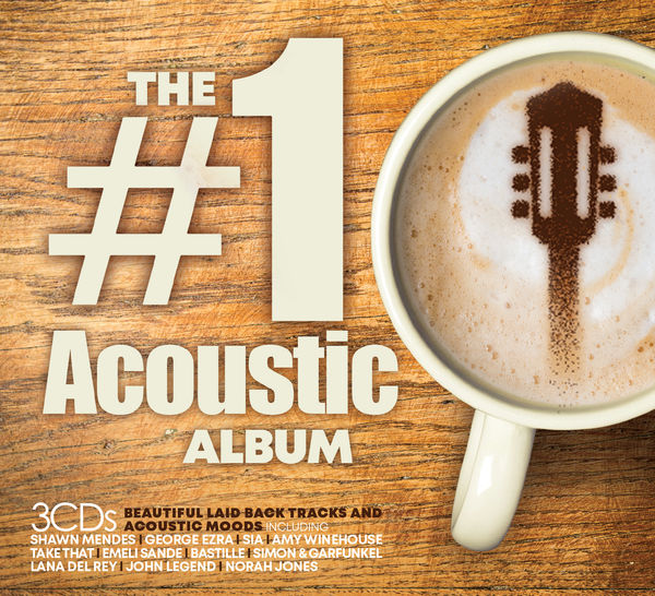 Various Artists: THE #1 ALBUM: ACOUSTIC