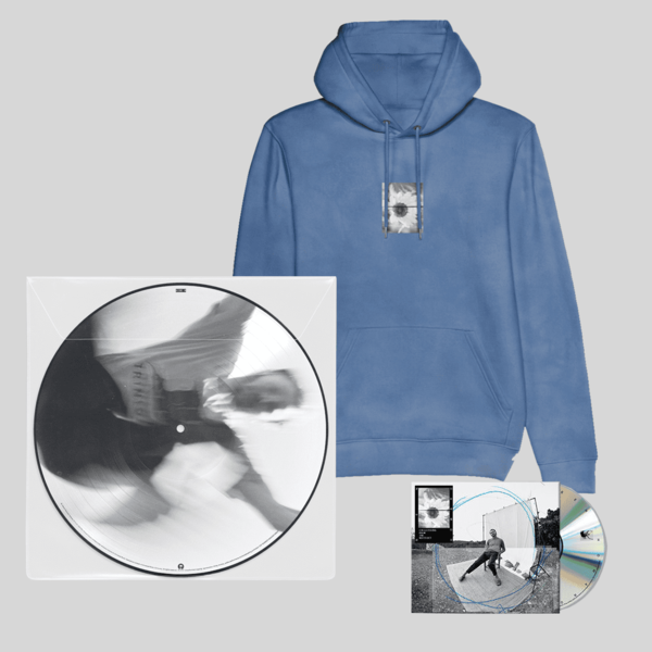 Ben Howard: COLLECTIONS FROM THE WHITEOUT: PICTURE DISC VINYL + CD & JUMP HOODIE (BLUE)