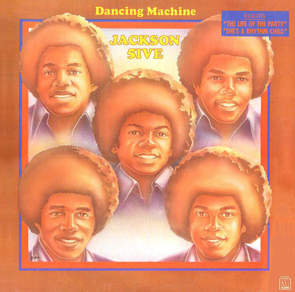 Jackson 5: Dancing Machine: Limited Edition Brown Vinyl