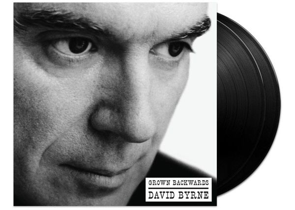 David Byrne: Grown Backwards: Deluxe Limited Edition Vinyl