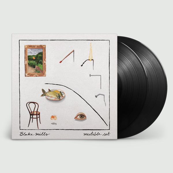 Blake Mills: Mutable Set: Gatefold Double Vinyl