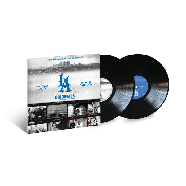 Various Artists: LA Originals: Double Vinyl LP