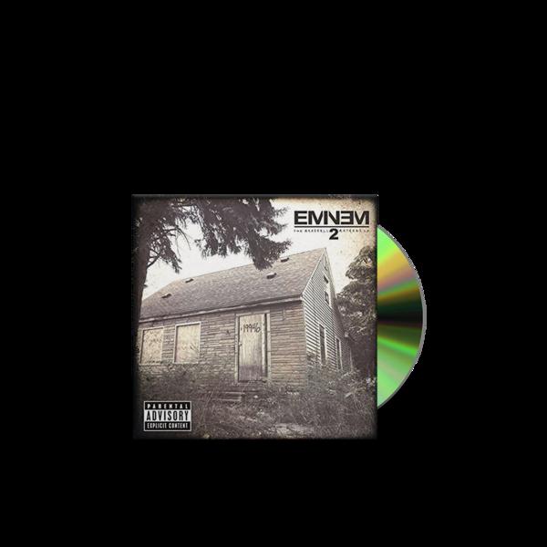 Eminem: The Marshall Mathers LP 2 CD