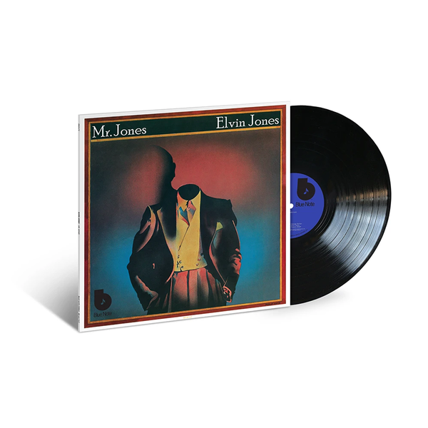 Elvin Jones: Mr. Jones LP (Blue Note 80 Vinyl Edition)