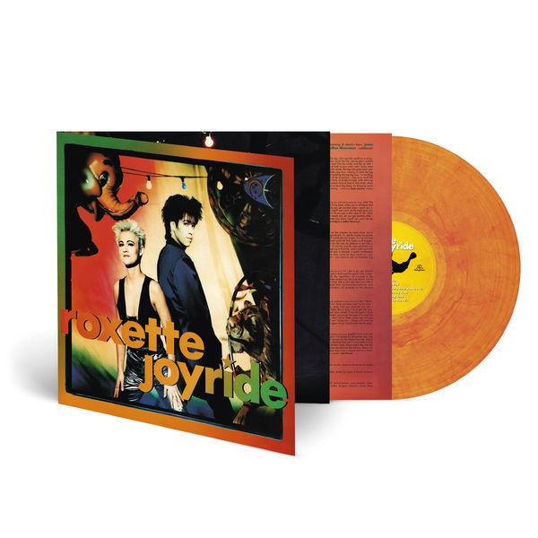Roxette: Joyride - 30th Anniversary: Limited Edition Orange Marbled Vinyl