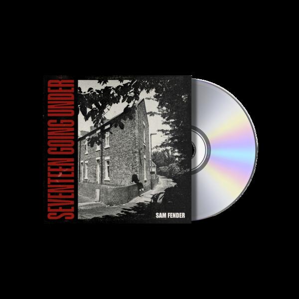 Sam Fender: Seventeen Going Under Standard CD