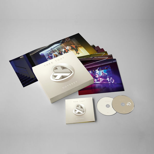 takethat: Odyssey Limited Edition Box Set (Signed)
