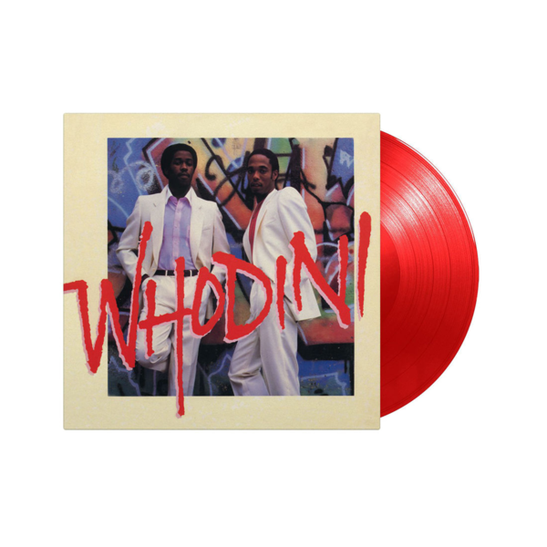 Whodini: Whodini: Limited Edition Transparent Red Vinyl