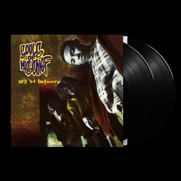 Souls Of Mischief : 93 'Til Infinity