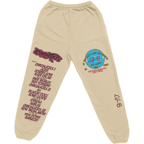 Lady Gaga: CHROMATICA SWEATPANTS III