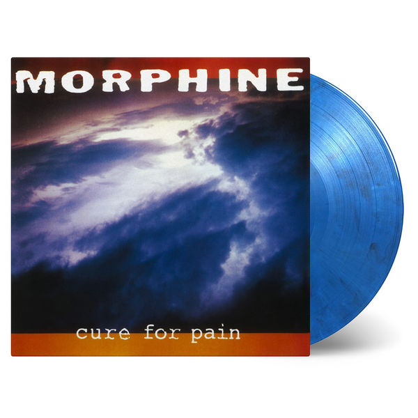 Morphine: Cure For Pain Limited Edition Blue Vinyl