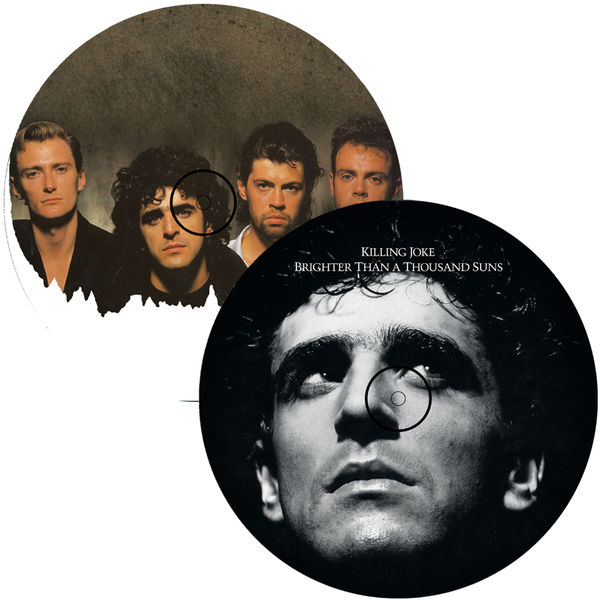 Killing Joke: Brighter Than A Thousand Suns: Picture Disc