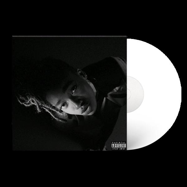 Little Simz: GREY AREA: White Vinyl