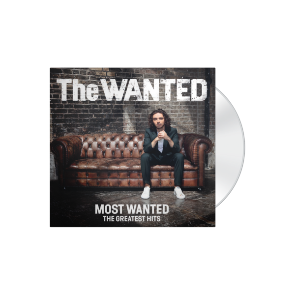 The Wanted: Most Wanted: Nathan CD