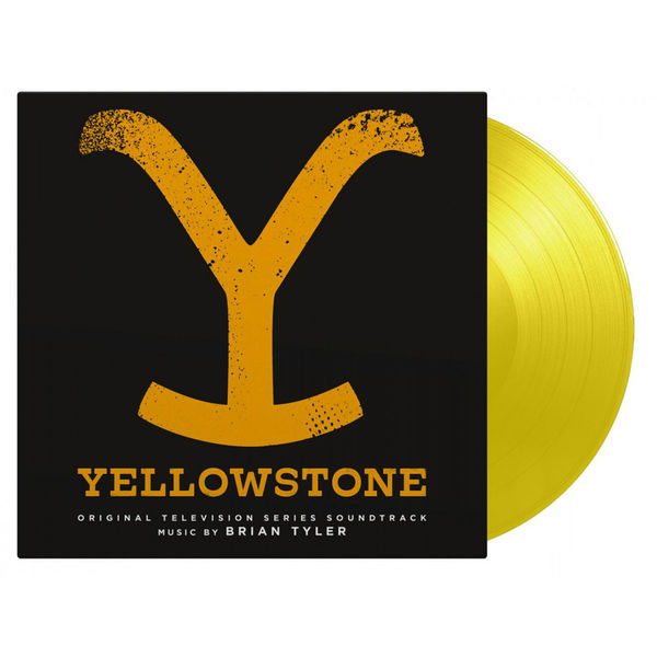 Original Soundtrack: Yellowstone: Yellow Numbered Vinyl