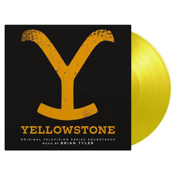 Original Soundtrack: Yellowstone: Yellow Numbered Vinyl