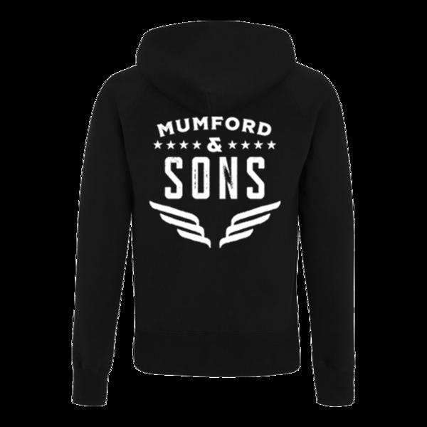 Mumford & Sons : Classic Hoodie - S