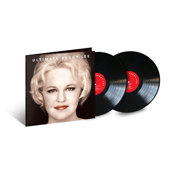 Peggy Lee: Ultimate Peggy Lee: Black Vinyl