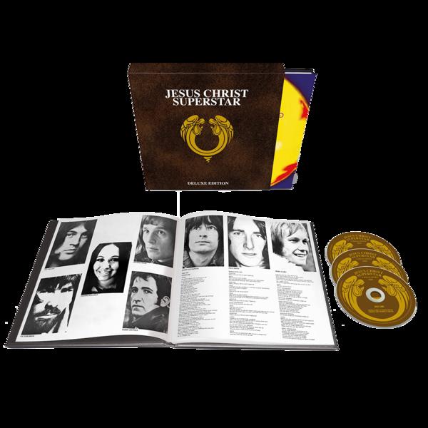 Andrew Lloyd Webber: Jesus Christ Superstar - 50th Anniversary Edition: Limited Edition 3CD