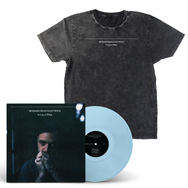 Benjamin Francis Leftwich: To Carry A Whale Signed Vinyl & Tee