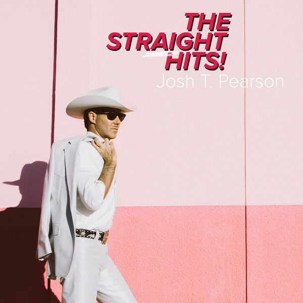 Josh T Pearson: The Straight Hits!: Pink Vinyl LP