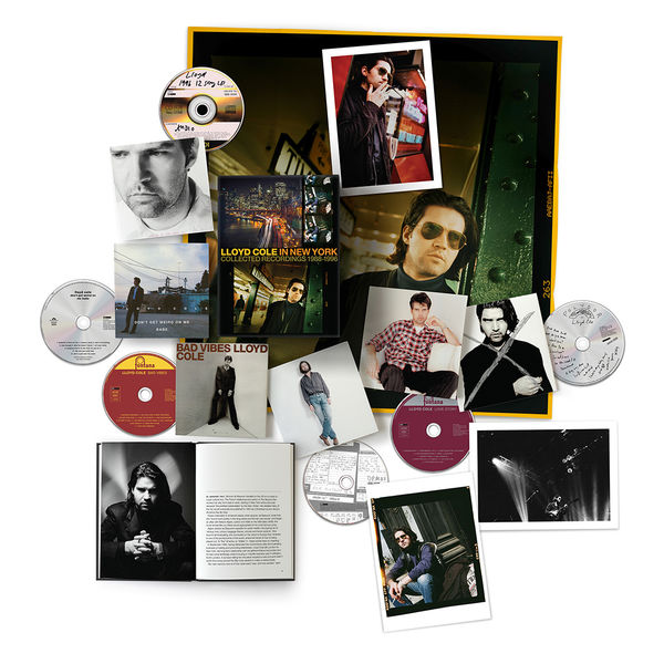 Lloyd Cole: Lloyd Cole In New York – Collected Recordings 1988-1996