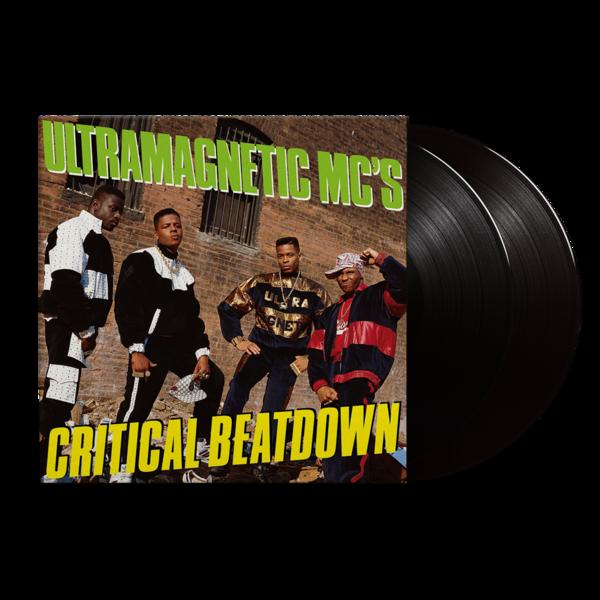 Ultramagnetic Mc's: Critical Beatdown - Expanded Edition: Black Vinyl 2LP