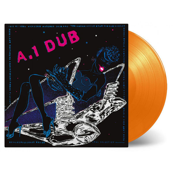 Morwell Unlimited: A1 DUB: Orange Vinyl LP