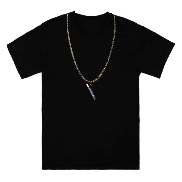 The Streets: Chain Black Tee