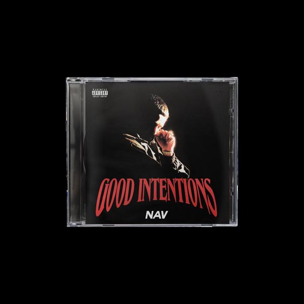 Nav: GOOD INTENTIONS CD