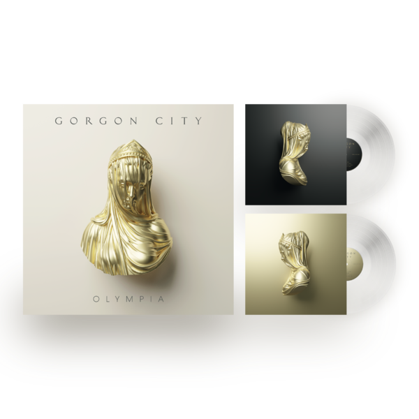Gorgon  City: Signed Olympia Vinyl