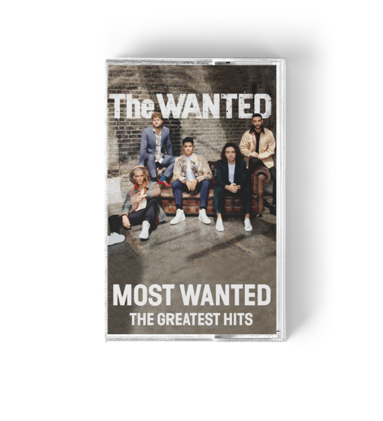 The Wanted: Most Wanted: The Greatest Hits Cassette