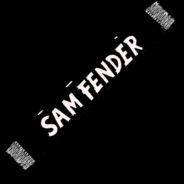 Sam Fender: Fender Footie Scarf