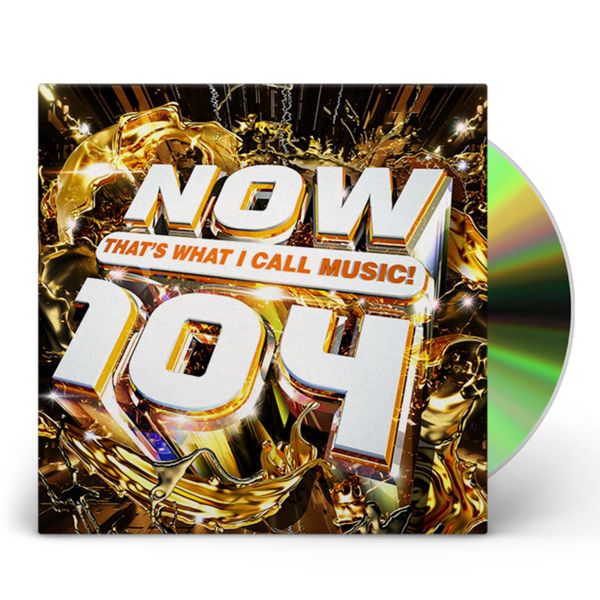 Various Artists: NOW That's What I Call Music! 104