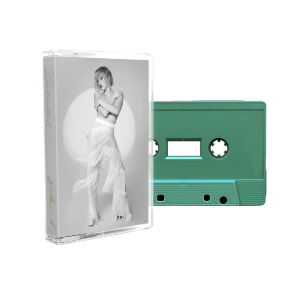 Carly Rae Jepsen.: Dedicated Side B Mint Green Cassette - UK EXCLUSIVE
